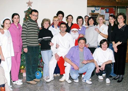 Docek Nove 2006. godine