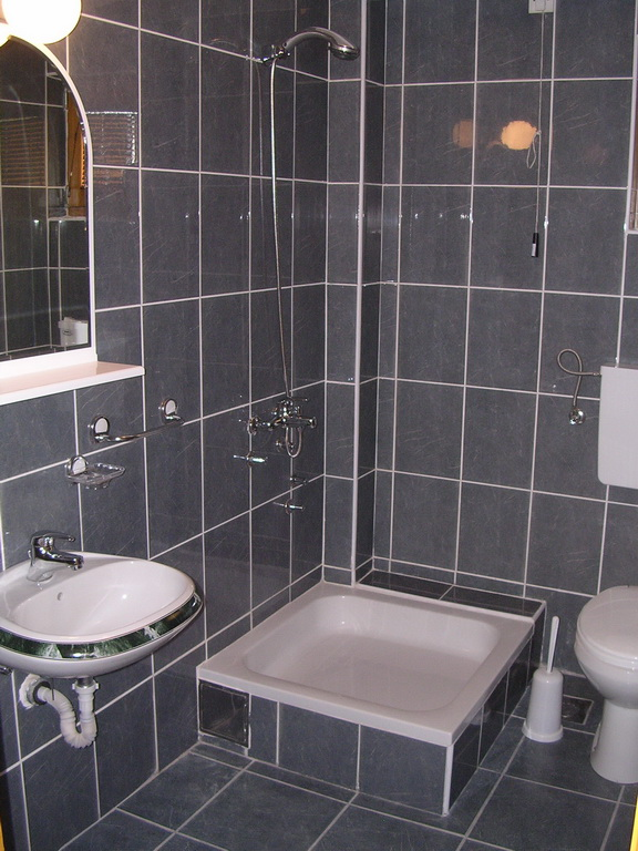 Izgled kupatila u paviljonu A