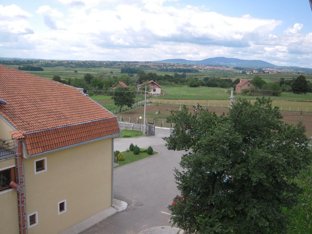 Pogled na Kosmaj