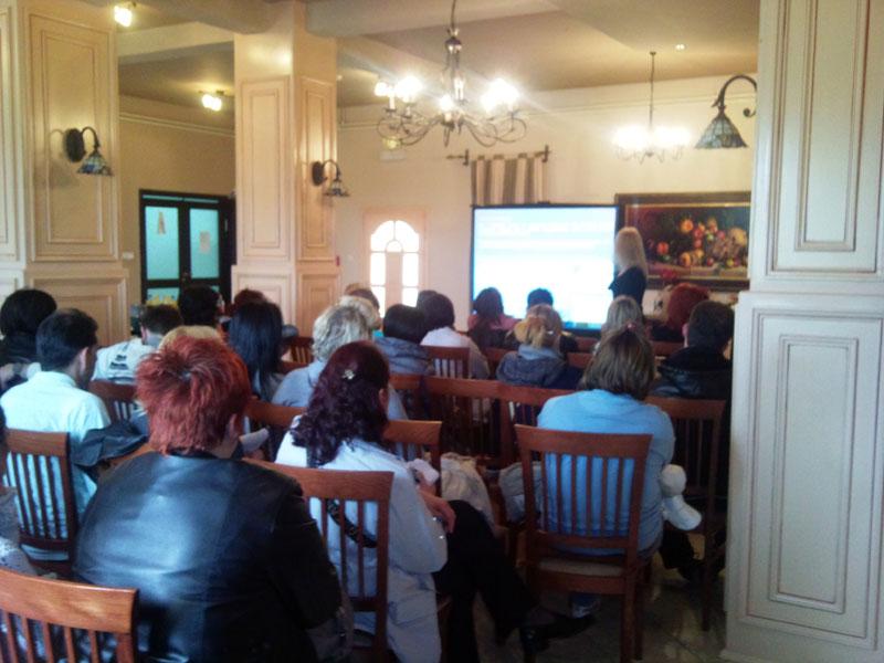 Gerontološki centar Dom Lug - održan seminar