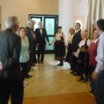 Poseta Udruženja penzionera