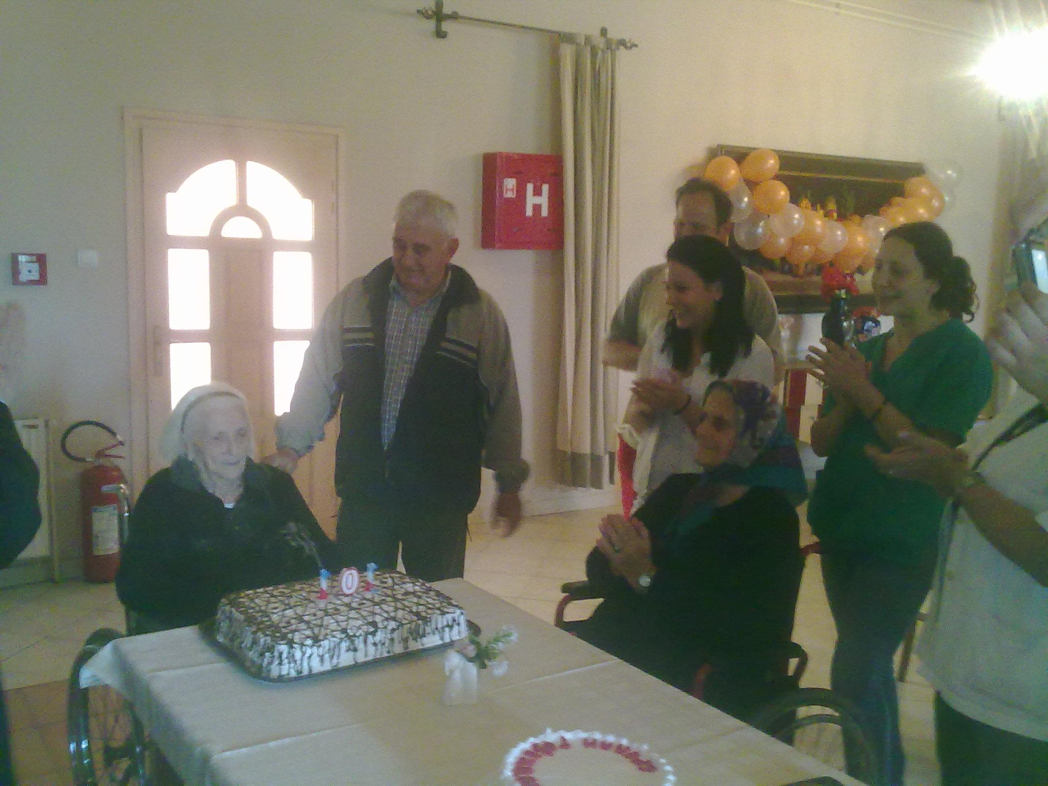 Proslava 101 rođendana