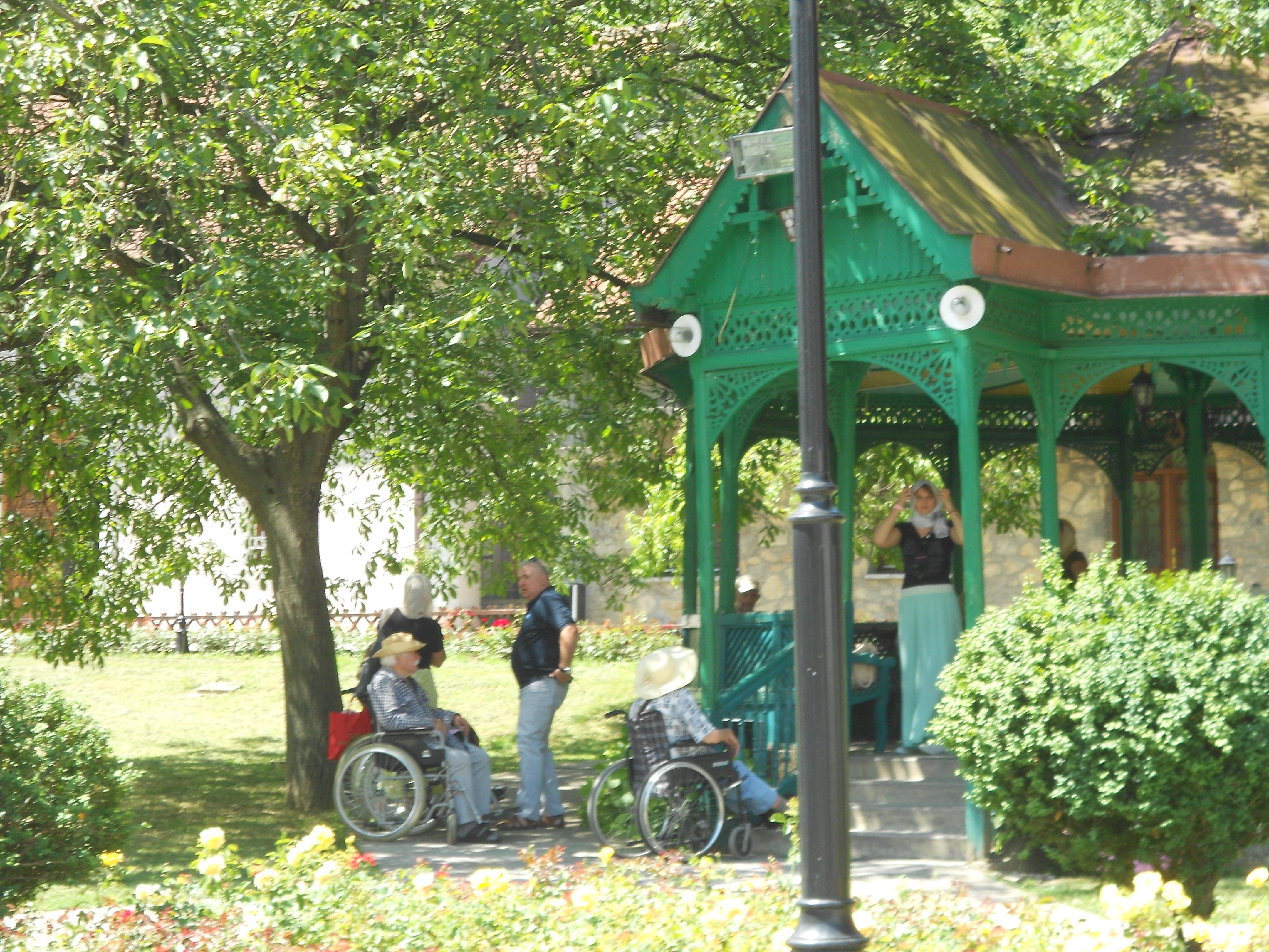 Poseta manastiru Rakovica