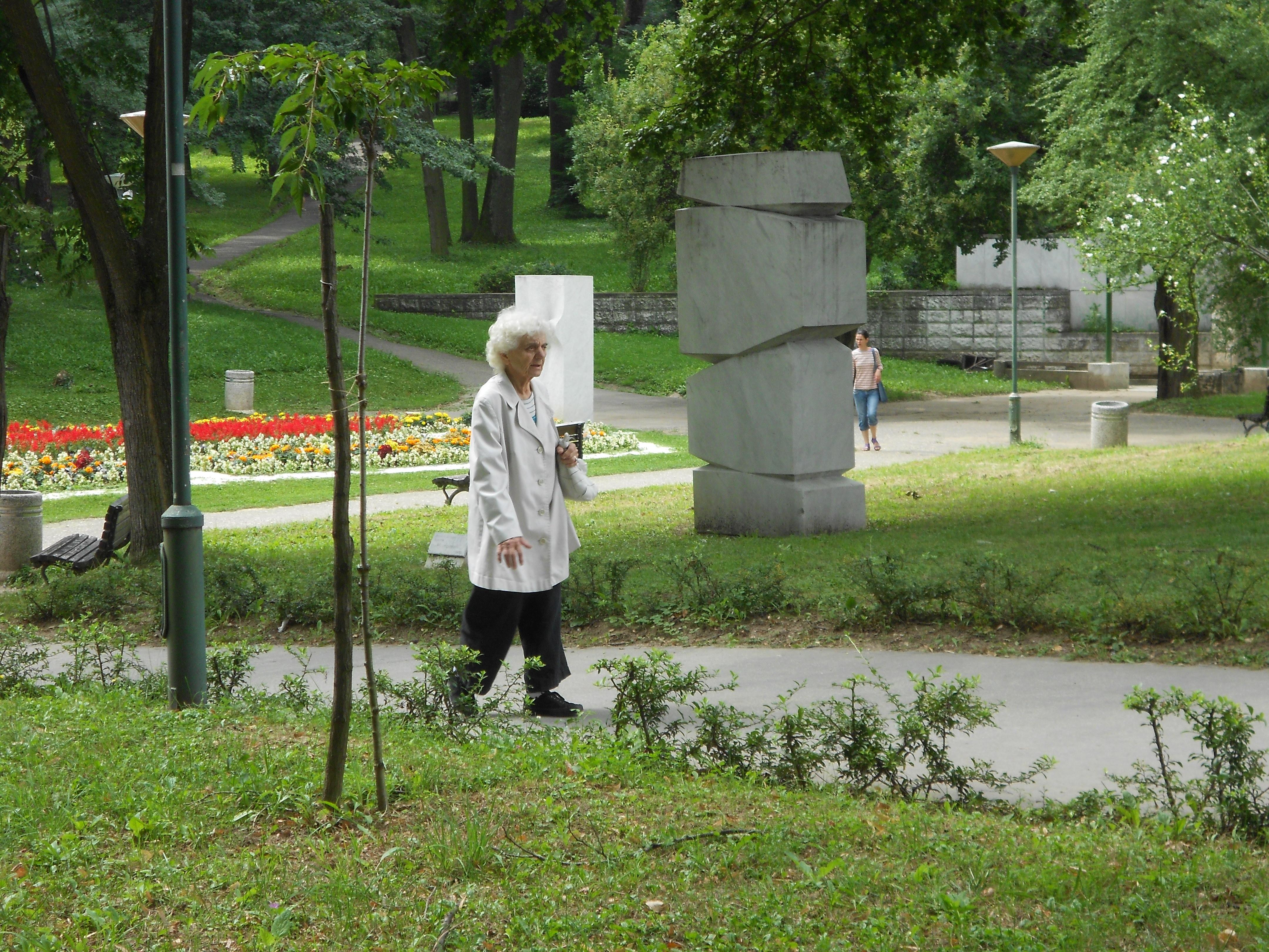 Poseta parku u Arandjelovcu