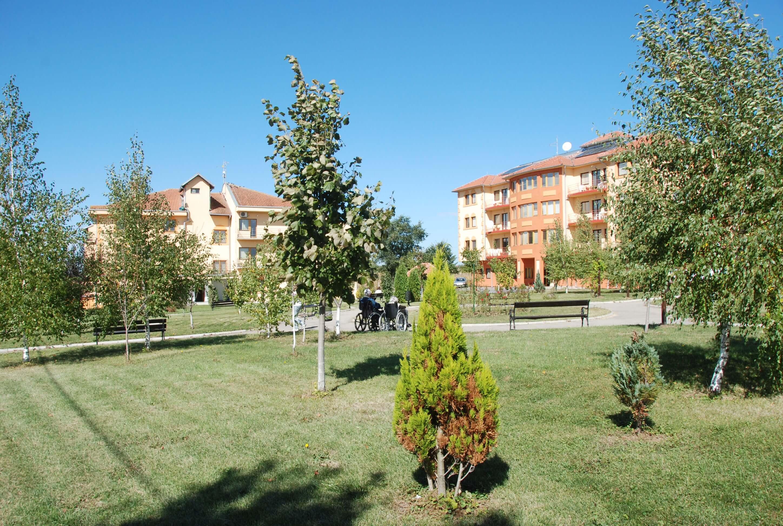 Park doma za stare Lug